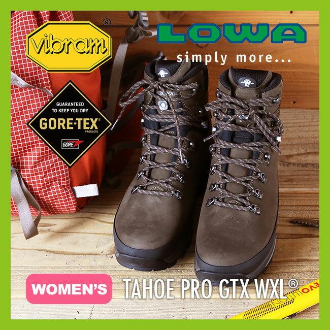【10%OFF】<2016年新作!>ローバー タホー プロ ゴアテックス 【レディース】  【送料無料】 【正規品】LOWA 靴 登山靴 トレッキング 女性 ウィメンズ