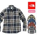 【20%OFF】<残り3つ!> THE NORTH FACEノースフェイス L/S ウィラメットシャツ【ウィメンズ】 【送料無料】 【正規品】ロングシャツ 速乾性 保温性 光電子 アウトドア トレッキング 14000