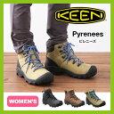 KEEN キーン ピレネー ピレニーズ ウィメンズ【ポイント20倍】【送料無料】【正規品】ブーツ|靴|登山靴|レディース|クライミング|ハイキング|ミッドカット|アウトドア|キャンプ|トラベル|ウォーキング|スエード|タウンユース|カジュアル|Pyrenees