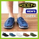 KEEN キーン UNEEK ユニーク メンズ【ポイント20倍】【送料無料】サンダル 靴 スニーカー 男性 シューズ アウトドア キャンプ フェス スポーツ 自転車 素足 軽量
