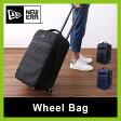 <2016年秋冬新作!> ニューエラ ホイールバッグ【送料無料】【正規品】NEW ERA 42L 旅行かばん キャリーケース キャリーバッグ スーツケース トラベル Wheel Bag