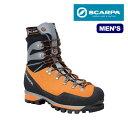 SCARPA スカルパ モンブラン プロ GTX【送料無料】 登山靴 登山 ハイキング トレッキング メンズ 男性用 ゴアテックス
