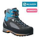 SCARPA スカルパ クリスタロ GTX WMN【送料無料】 登山靴 登山 ハイキング トレッキング レディース 女性用 ゴアテックス
