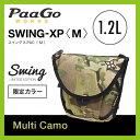 PaaGo WORKS パーゴワークス スイングXP M マルチカモ 【SW-02-XPMC】【送料無料】