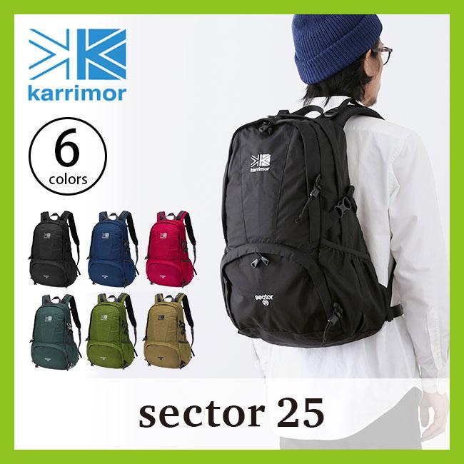 カリマー karrimor セクター 25 メンズ ウィメンズ【ポイント10倍】 【送料無…...:canpanera:10000325