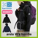 【15%OFF】karrimor カリマー アリート フーディー ウィメンズ【送料無料】ジャケット|ソフトシェル|女性|防風|アウトドア