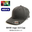 【55%OFF】マウンテンハードウェア MHWロゴ3.0キャップ Mountain Hardwear メンズ キャップ 帽子 トップス 防寒 アウトドア 登山 トレッキング ハイキング