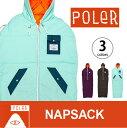 【25%OFF】ポーラー ナップサック 【送料無料】 【正規品】POLER 寝袋 アウトドア NAPSACK シュラフ