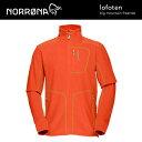 【25%OFF】Norrona ノローナ ロフォテン ウォーム1 ジャケット メンズ ジャケット フリースジャケット アウター レイヤー 軽量 登山 クライミング トレッキング タウンユース アウトドア lofoten warm1 jacket Mens 【FMSA】
