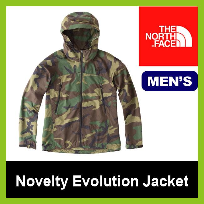 ノースフェイス ノベルティエボリューションジャケット