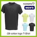 Norrona ノローナ /29 コットン ロゴTシャツ メンズ 【送料無料】 /29 cotton logo T-Shirt トップス Tシャツ 半袖