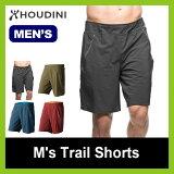 <2017年春夏新作!> HOUDINI フーディニ メンズ トレイルショーツ 【送料無料】 Mens Trail Shorts ボトムス パンツ ショートパンツ 短パン 軽量 速乾