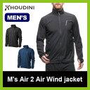 HOUDINI フーディニ メンズ エアー2エアー ウィンドジャケット 【送料無料】 M's Air 2 Air Wind jacket トップス ジャケット アウター トレラン トレイルランニング ウィンドブレーカー