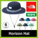 ノースフェイス THE NORTH FACE 【キッズ】ホライズン ホライゾンハット 【送料無料】 帽子 ハット Horizon Hat 登山 トレッキング ハイキング