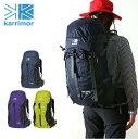 カリマー karrimor バッグ リュック ザック バックパック レディース 女性用 登山 ハイキング トレッキング 旅行 トラベル