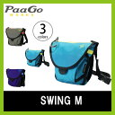 パーゴワークス PaaGo WORKS スイング M 【送料無料】 ショルダーバッグ ウエストバッグ チェストバッグ 軽量 3WAY