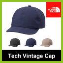 【30%OFF】<残りわずか!>ノースフェイス THE NORTH FACE テックビンテージキャップ Tech Vintage Cap NN01751 帽子 キャップ メン..