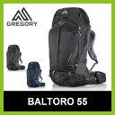 【30%OFF】 グレゴリー GREGORY バルトロ55 【送料無料】 バッグ ザック リュック バックパック 登山 縦走 バックカントリー 大型 テント泊