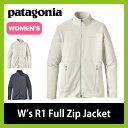 パタゴニア 【ウィメンズ】 R1フルジップジャケット patagonia R1 full zip jacket レディース 【送料無料】 フルジップ ジャケット アウター パーカー ジャケット パワーグリッド 伸縮性 通気性 吸湿発散性 保温性 40138