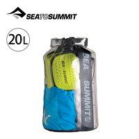 シートゥサミット クリアストッパー ドライバッグ 20L SEA TO SUMMIT Ultra-Sil DryBag 20L スタッフサック 17FWの画像