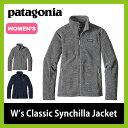 パタゴニア 【ウィメンズ】 クラシックシンチラジャケット patagonia classic synchilla jacket レディース 【送料無料】 クラシック シンチラ ジャケット パーカー 上着 アウター フリース 保温 防寒 シンプル 22995