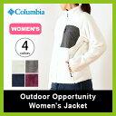 【10%OFF】コロンビア アウトドアオポチュニティー【ウィメンズ】ジャケット Columbia Outdoor Opportunity Women's Jacket レディース 【送料無料】トップス スリース アウター