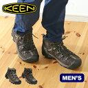 KEENキーンターギー2ミッドウォータープルーフメンズ靴シューズトレッキングシューズ防水ミドルカットハイキングシューズ男性用<2018春夏>