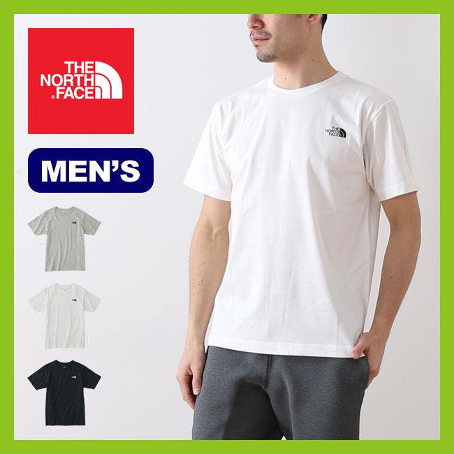 ノースフェイス S/S ヌプシコットンティー THE NORTH FACE S/S Nuptse Cotton Tee Tシャツ 半袖 メンズ <2018 春夏>