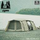 オガワ アポロン OGAWA Apollon テント キャンプ アウトドア 宿泊 5人用 グループキャンプ 大型<2019 春夏>