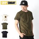 グリップスワニー ギアポケットTシャツ GRIP SWANY GEAR POCKET T SHIRT Tシャツ ポケットT 半袖 GSC-27 <2019 春夏>