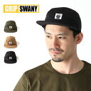 グリップスワニー FPキャンプキャップ GRIP SWANY FP CAMP CAP キャップ 帽子 キャンプキャップ GSA-37 <2019 春夏>