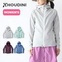 フーディニ 【ウィメンズ】アウトライトフーディ HOUDINI W's Outright Houdi フリース アウター レディース <2019 春夏>