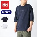 ヘリーハンセン 3/4 インセクトシールドTee メンズ HELLY HANSEN 3/4 Insect Shield Tee カットソー トップス Tシャツ プルオーバー メンズ HOE61920 <2019 春夏>
