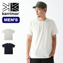 【SALE】カリマー トラベラーS/Sティー karrimor traveler S/S T メンズ Tシャツ ポケットT アウトドア sp19fw