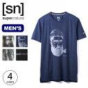 スーパーナチュラル メンズ グラフィックTee SUPERNATURAL M Graphic Tee メンズ SNM013464 トップス Tシャツ カットソー アウトドア 【正規品】