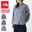 【SALE 20%OFF】ノースフェイス L/S ヒデンバリーシャツ【ウィメンズ】 THE NORTH FACE L/S Hidden Valley Shirt レディース NRW11966 ..