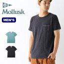 モラスク コスモスTee Mollusk Cosmos Tee MS1196 メンズ 半袖 Tシャツ ポケット コットン 綿 【正規品】
