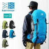 <2016年NEWモデル> カリマー リッジ 40 タイプ3【ポイント10倍】【送料無料】karrimor ridge 40 type3 リュックサック|リュック|ザック|バックパック|40L|40リットル|登山|トレッキング|男性用|バックレングス|50cm