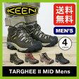 <2016年モデル> キーン ターギー 2 ミッド メンズ【送料無料】KEEN Targee 2 Mid Mens 靴|シューズ|トレッキングシューズ|クライミング|登山|富士登山|岩場|低山|ハイキング|防水|耐久性|登山靴|軽量|アウトドア|男性|新色入荷