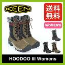 【30%OFF】<2015-2016年モデル> キーン フードゥー 3 ウィメンズ【送料無料】KEEN Hoodoo 3 Womens スノーブーツ|ウィンターブーツ|シューズ|ハイキング|防水|防寒