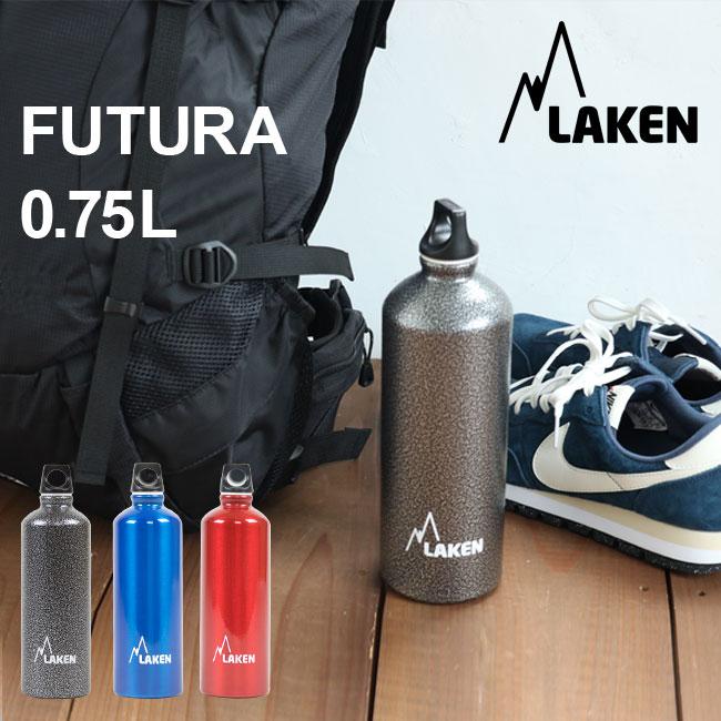 ラーケンフツーラフツーラ075L750mlLAKEN水筒すいとうボトルおしゃれ直飲みアウトドア登山ト