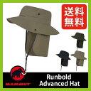 <残りわずか!>【10%OFF】マムート ランボールド アドバンスドハット 【送料無料】 【正規品】MAMMUT 帽子 ハット Runbold Advanced...