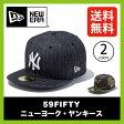 【30%OFF】 ニューエラ 59FIFTY ニューヨークヤンキース NEW ERA【正規品】NY|ニューヨーク|ヤンキース|ベースボールキャップ|59FIFTY|SALE|セール