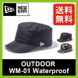 【20%OFF】 ニューエラ アウトドア WM-01 ウォータープルーフ NEW ERAWM-01 Waterproof ハット 帽子 アウトドア キャップ SALE セール