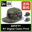 【30%OFF】 <2016年春夏新作!>ニューエラ 59FIFTY ニューヨークヤンキース デジタルカモプリント【送料無料】【正規品】NEWERA|帽子|キャップ|NY|ニューヨーク|ヤンキース|ベースボールキャップ| 59FIFTY NEW YORK YANKEES Digital Camo