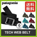 【30%OFF】パタゴニア テック ウェブ ベルト 【送料無料】 【正規品】patagonia ベルト 4cm幅 軽量 栓抜き付き メンズ レディース 登山 新作入荷 Tech Web Belt
