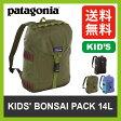 <2016年春夏新作!>パタゴニア キッズ ボンサイ パック 14L【送料無料】【正規品】patagonia|リュックサック|子ども|ジュニア|遠足|運動会|お出かけ|Kids' Bonsai Pack|新入荷|