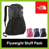 【25%OFF】<2016年春夏新作!>ノースフェイス フライウェイトスタッフパック【正規品】THE NORTH FACE デイパック バックパック リュックサック 30L Flyweight Stuff Pack セール SALE