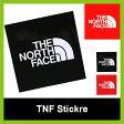 【10%OFF】ノースフェイス TNF ステッカー 小【正規品】THE NORTH FACE ステッカー 小物