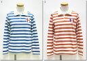●快晴堂 【かいせいどう】 ラグビーシャツ ロンT 61C-22